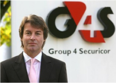 CEO of G4S